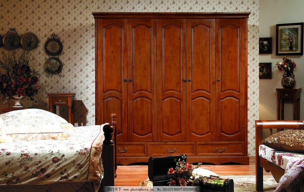 实木家具图片